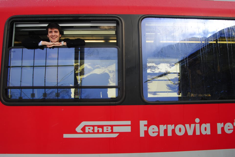 Trenino Rosso, Bernina Express