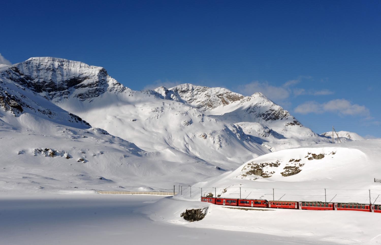Trenino Rosso, Bernina Express,