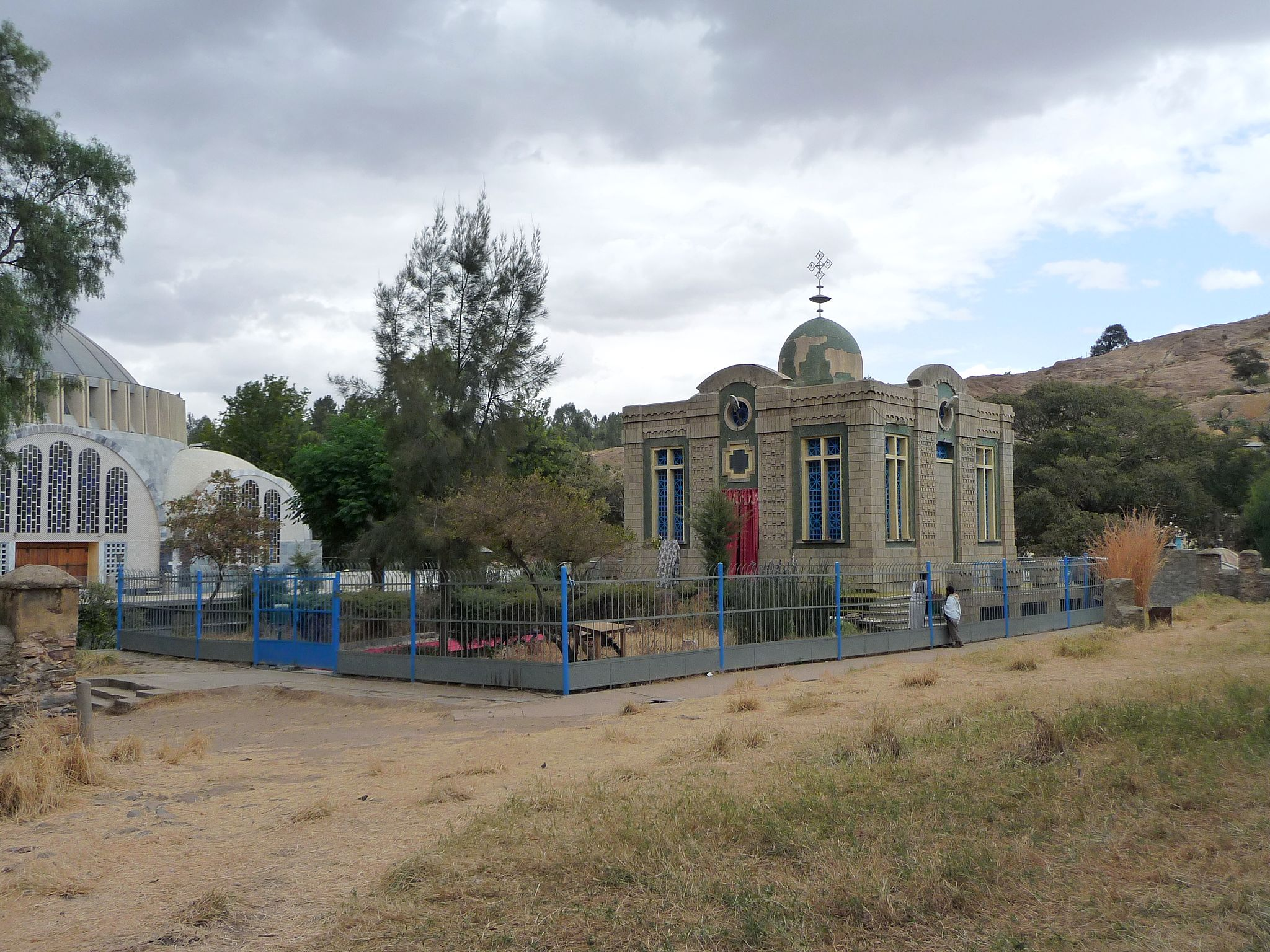 Axum, La cappella dell'Arca dell'Alleanza